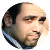 جان امیر عباسی، محقق تجربه کاربری در فیسبوک