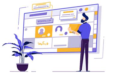 شرکت طراحی وب سایت در مشهد