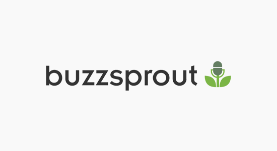 بهترین هاست پادکست شرکت BuzzSprout