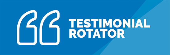 افزونه Testimonials Rotator