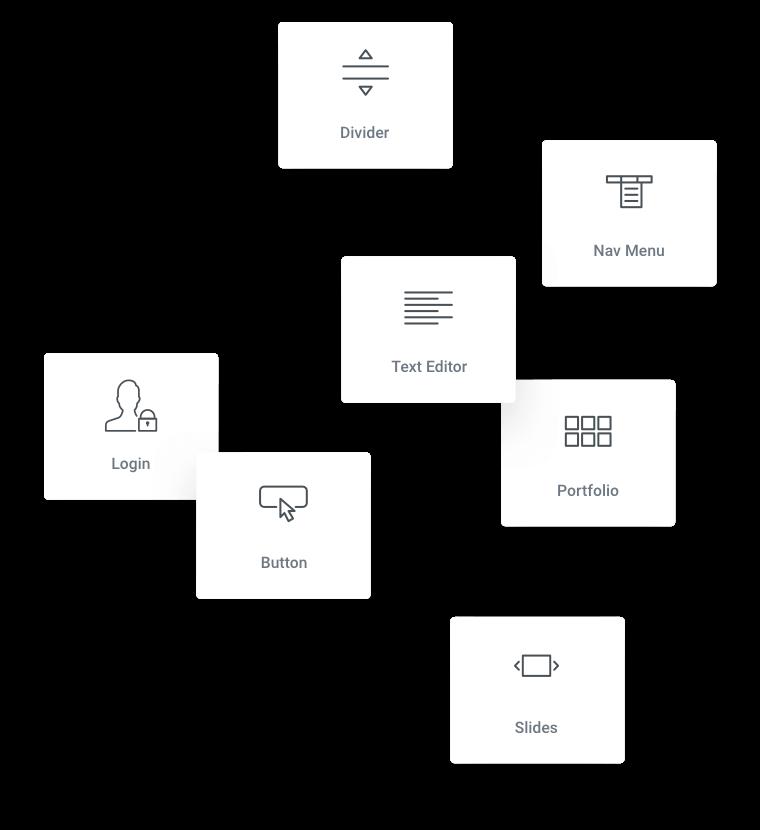 طراحی سایت حرفه ای با المنتور
