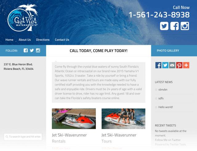 صفحات تکراری سرویس در وب سایت مشتری آلن