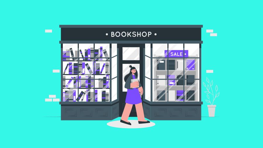 خرید آنلاین کتاب 🤩 10 فروشگاه اینترنتی برتر کتاب در ایران
