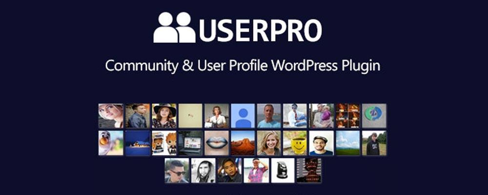 افزونه UserPro یکی از بهترین افزونههای ساخت پنل کاربری در وردپرس