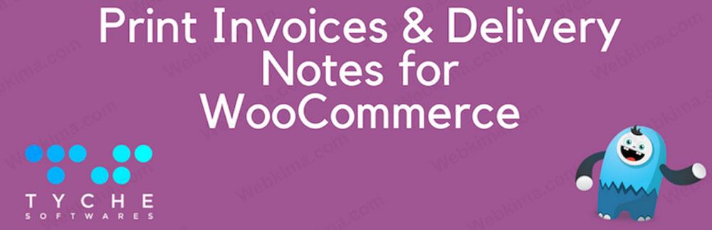 بهترین افزونه های صدور فاکتور ووکامرس - Print Invoice & Delivery Notes