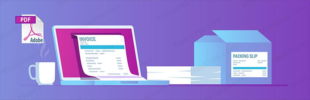 پلاگین صدور فاکتور ووکامرس - WooCommerce PDF Invoices