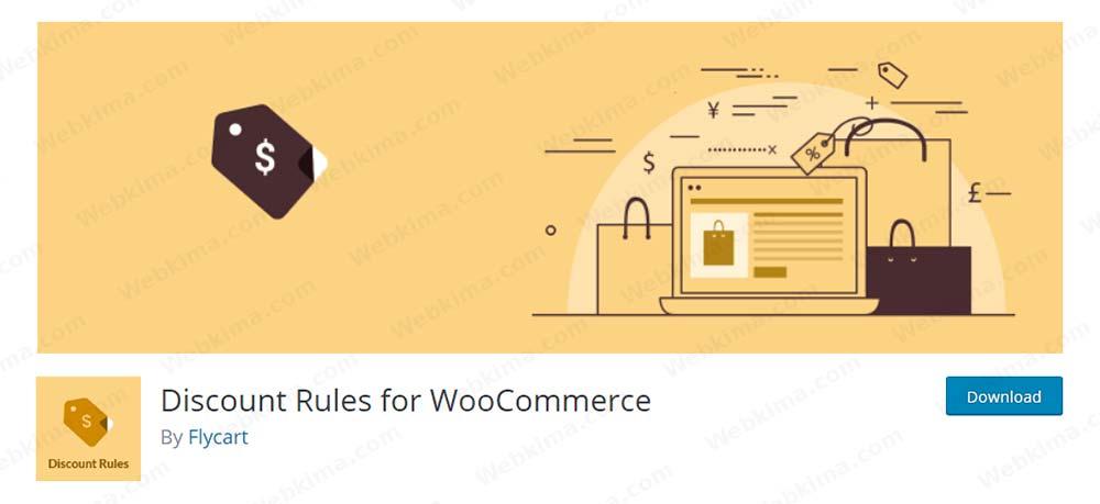 افزونه WooCommerce Discount Rules - افزونه کد تخفیف ووکامرس