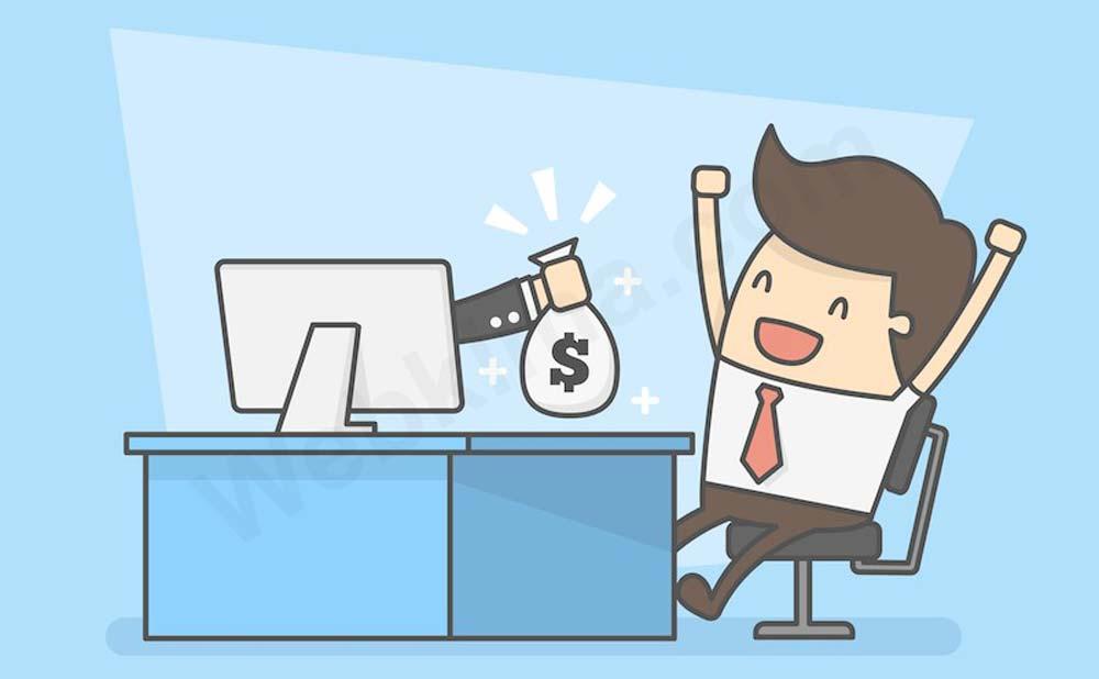 با داشتن یک شغل اینترنتی پولساز، درآمدهای خوبی کسب کنید