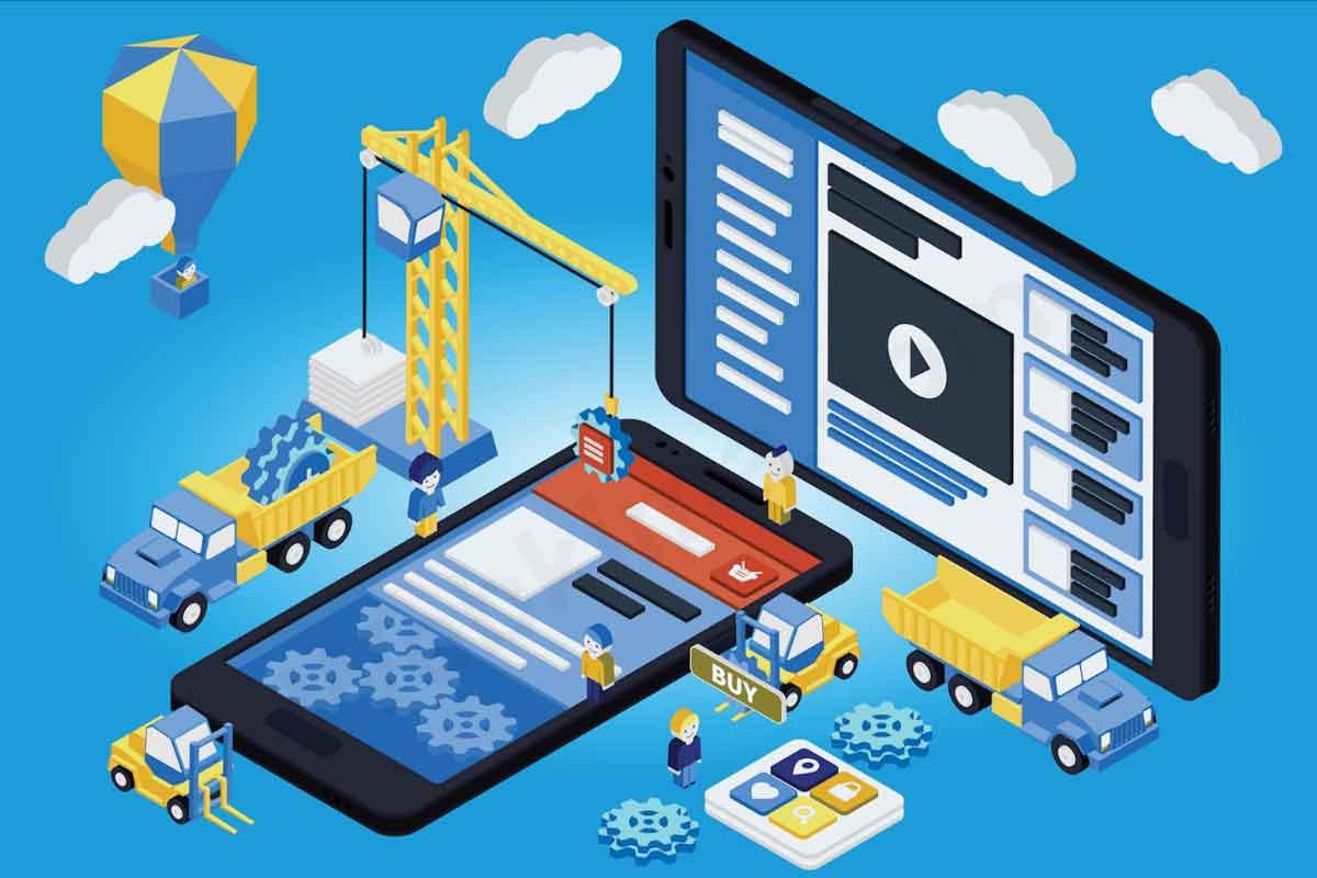 طراح بازی و اپلیکیشن موبایلی، بهترین کار اینترنتی