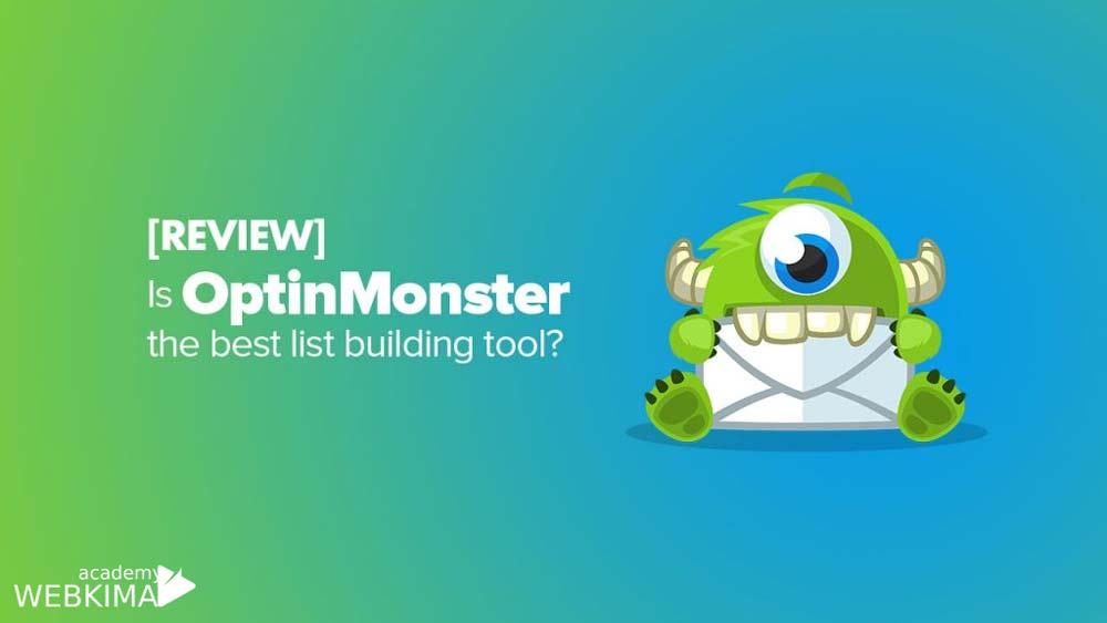 بهترین افزونه های پاپ آپ وردپرس - افزونه پاپ آپ ساز OptinMonster