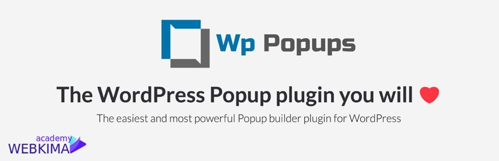 یکی از قدیمیترین و برترین افزونههای ساخت پاپ آپ وردپرس افزونه Popups